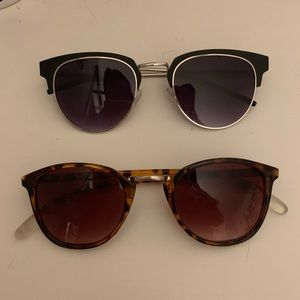 Accessories - Sunglasses!!! Two for $8 or each one $5